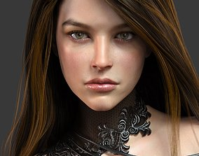 Sonja HD for Genesis 8 Female 3D