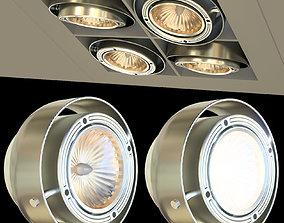Ceiling light - PBR Game-Ready 3D asset