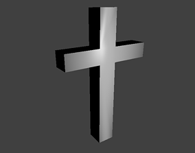 cross other 3D model