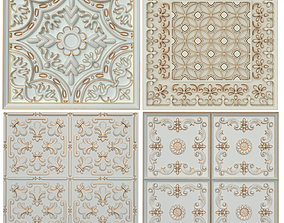 3D Decorative panels - Set 6
