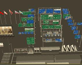 3D Urban Infrastructure Construction City Platform