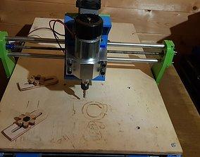 CNC Router machine 3D print model