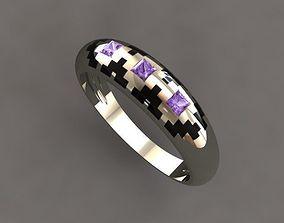 Armenian Ring 3D print model