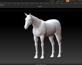 3D model toy-horse Horse