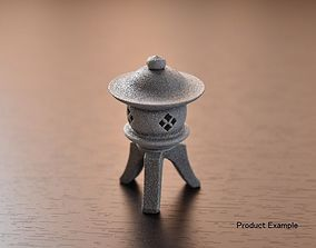 3D printable model Japanese Stone Lantern