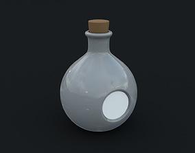 models 3D model Potion Bottle
