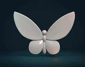 3D printable model Butterfly I sculptures