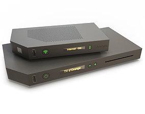 Livebox Play Decoder Tv 3D