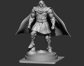 3D printable model Dr-Doom from marvel Comic