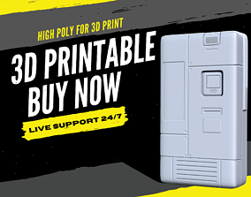 3D Print Hard Surface - Crypto ATM Cash