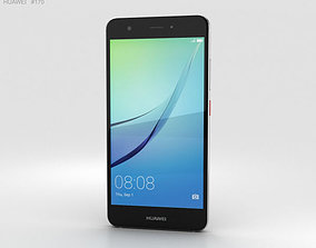 3D model Huawei Nova Titanium Grey