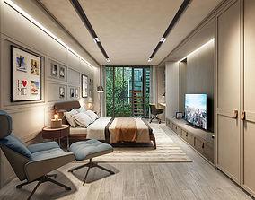 3D model CT Son Bedroom