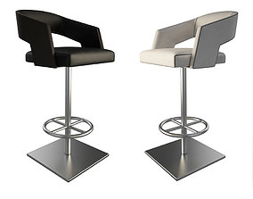 3D Jolly Leather Stools 1