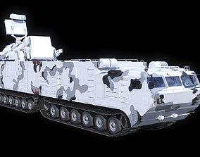 SA-15 Tor-M2DT 3D model
