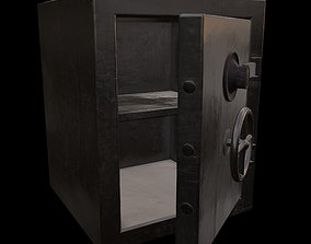 3D asset Metal Safe