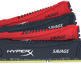 Kingston HyperX Savage 3D