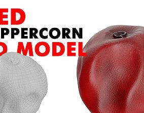 3D model Red Peppercorn