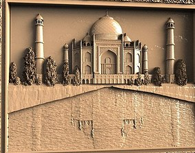 Sculpting Taji Mahal 3D print model