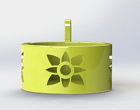 3D print model Keys Tray Mandala