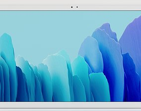 Samsung Galaxy Tab A7 10 4 2020 3D model