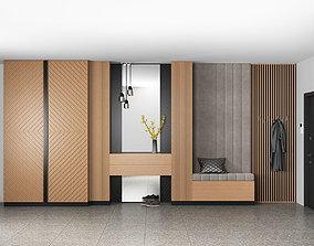 Entryway furniture 42 3D model