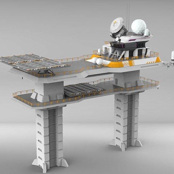 radar platform 2