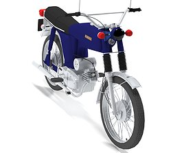 3D model Yamaha Motor Bike cycle