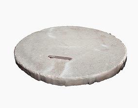 Concrete Cover 3D model