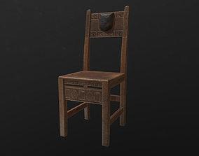 3D model Medival Furniture