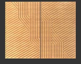 3D model Wall Decor Wood