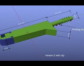 Plant grid holder 3D print model