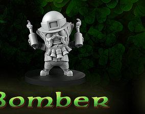 3D print model Bomber Leprechauns