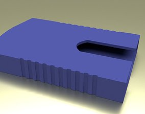 print 3D printable model Business Card Holder