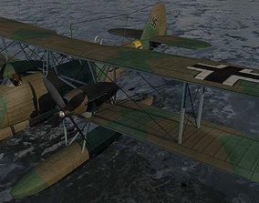 Heinkel He-59 D-1 3D model