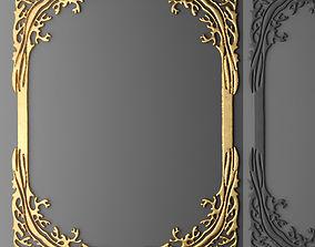 3D Cartouches frame 2