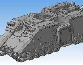 Repulsor 3D printable model
