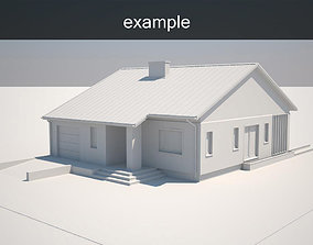 Example house model