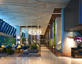 CB Hotel Hall 3D