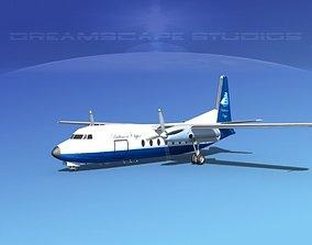 Fairchild FH-27 Baltimore Clipper 3D