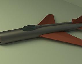 3D model Mig I-75