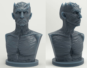 3D printable model Night King Bust - Game of Thrones