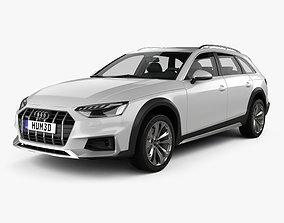Audi A4 Allroad 2019 3D