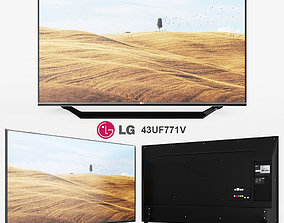 3D LG TV 43UF771V