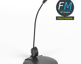 3D Desk microphone