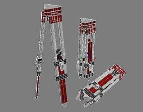 Hilti Tripod laser 3D model
