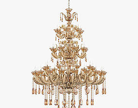 Chandelier MD 32661-41 Osgona 3D model