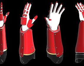 3D print model Big Boss Bionic Arm Metal Gear Solid V