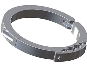 3D print model UR10 clamp