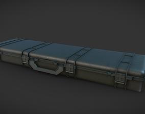 3D asset Gun Case