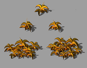 3D model City - Barbed bush
